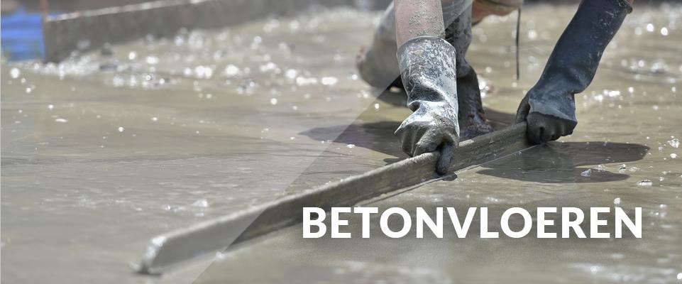 betonvloeren storten