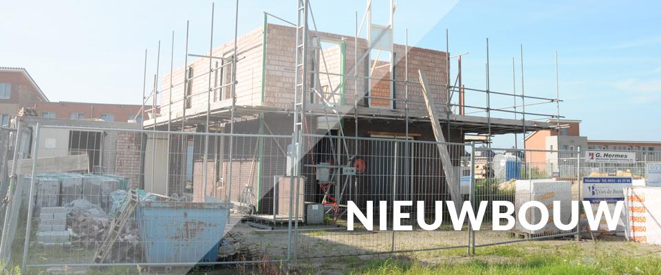 nieuwbouw huizen aannemersbedrijf van de beeten nistelrode